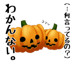 Halloween parade sticker #8227207