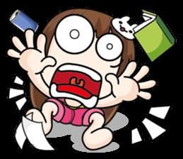 Cheeky Tamome 2 (EN) sticker #8240279