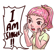 SINGLE LADY IS HERE (EN)