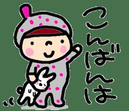 Japanese girl coto-chan vo.15 sticker #8251038