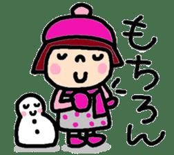 Japanese girl coto-chan vo.15 sticker #8251045