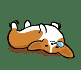 Corgi Dog KaKa - Cutie sticker #8253482