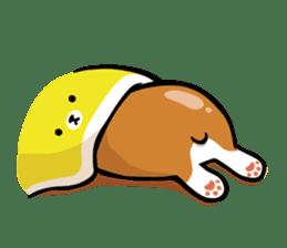 Corgi Dog KaKa - Cutie sticker #8253483