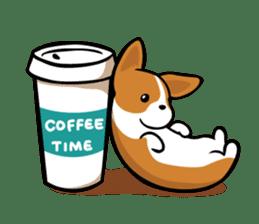 Corgi Dog KaKa - Cutie sticker #8253485
