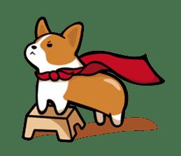 Corgi Dog KaKa - Cutie sticker #8253497
