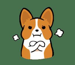 Corgi Dog KaKa - Cutie sticker #8253499