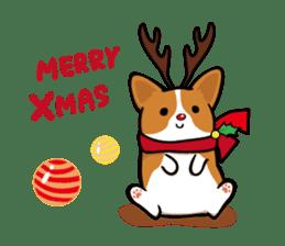 Corgi Dog KaKa - Cutie sticker #8253500