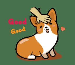Corgi Dog KaKa - Cutie sticker #8253501