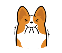 Corgi Dog KaKa - Cutie sticker #8253503
