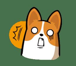 Corgi Dog KaKa - Cutie sticker #8253515