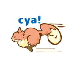 The story of Fox 1-5 (greetings) [Eng] sticker #8256639