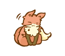 The story of Fox 1-5 (greetings) [Eng] sticker #8256641