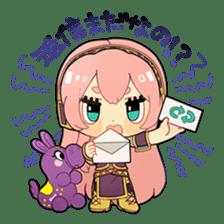HATSUNE MIKU X RODY sticker #8256843
