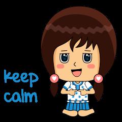 Fifi The Calm Girl 2