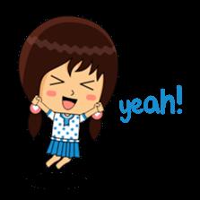 Fifi The Calm Girl 2 sticker #8261218