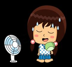 Fifi The Calm Girl 2 sticker #8261234