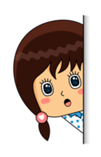 Fifi The Calm Girl 2 sticker #8261236