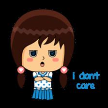 Fifi The Calm Girl 2 sticker #8261238