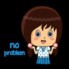 Fifi The Calm Girl 2 sticker #8261241