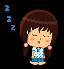 Fifi The Calm Girl 2 sticker #8261242