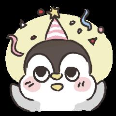 Baby penguin-pengpeng