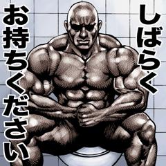 Muscle macho sticker 4