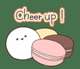Suzume-san and Enaga-chan<English> sticker #8278588
