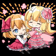 The Loli Vampire Sisters