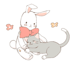 Cat ear girl Necoco part 4 sticker #8290811