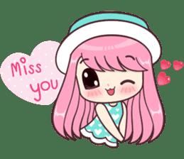 Miki Sweet Girl sticker #8292397