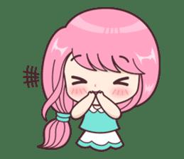 Miki Sweet Girl sticker #8292406