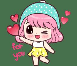 Miki Sweet Girl sticker #8292409
