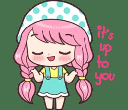 Miki Sweet Girl sticker #8292412