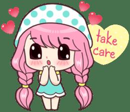 Miki Sweet Girl sticker #8292415
