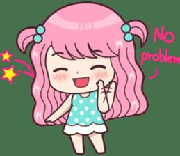 Miki Sweet Girl sticker #8292419