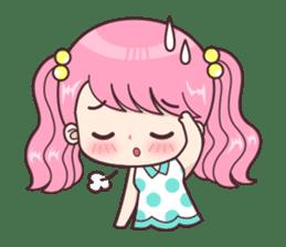 Miki Sweet Girl sticker #8292433