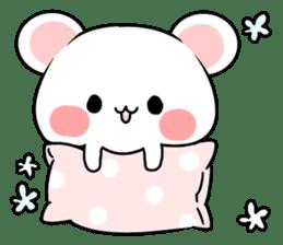 cute Bear to shout love Life. sticker #8298488