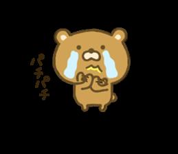 bear kumacha 3 sticker #8301558