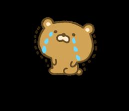 bear kumacha 3 sticker #8301560