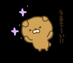 bear kumacha 3 sticker #8301566