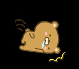 bear kumacha 3 sticker #8301568