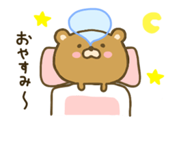 bear kumacha 3 sticker #8301571