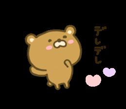 bear kumacha 3 sticker #8301576