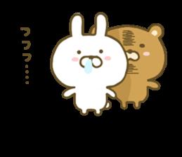 bear kumacha 3 sticker #8301581