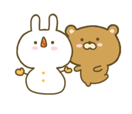 bear kumacha 3 sticker #8301585