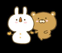 bear kumacha 3 sticker #8301585