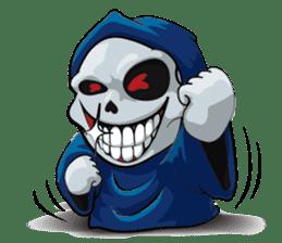 JK Grim Reaper 02 sticker #8303517