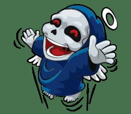 JK Grim Reaper 02 sticker #8303518