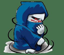 JK Grim Reaper 02 sticker #8303521