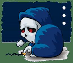 JK Grim Reaper 02 sticker #8303522